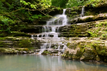 Copperhead Falls